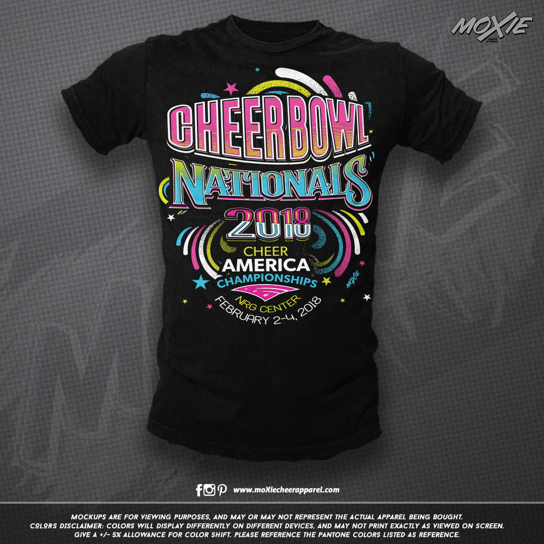 Custom Cheerleading T Shirts Cheer Shirts Cheerleader Shirts